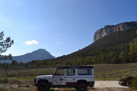 Vign'O vins - Balades vigneronnes en 4x4 - 3