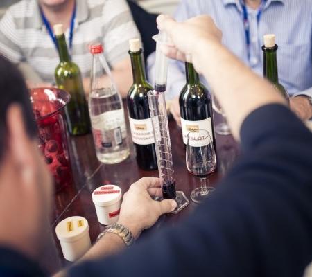 Atelier assemblage vignovins