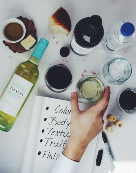 Atelier degustation Vignovins
